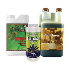 Organic Base Nutrients