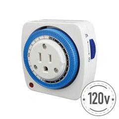 Standard 120 Volt Timers