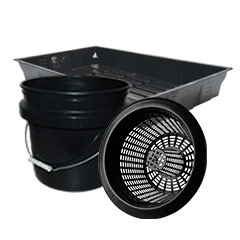 Containers for Hydroponics
