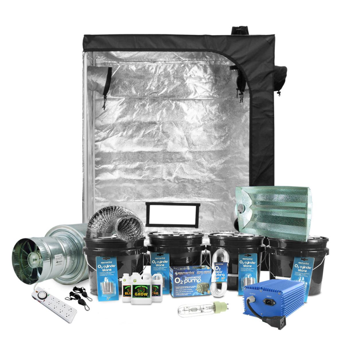 2x4 Hydro Cmh Grow Room Kit Hydroponic Amp 315w Cmh