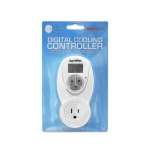 AgroMax Cooling Controller for Grow Rooms & Tents