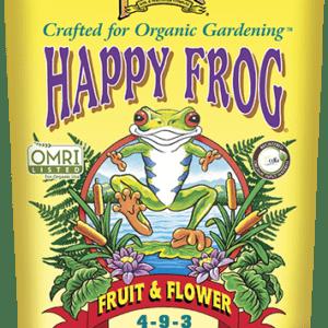 Happy Frog Fruit Flower 4LB