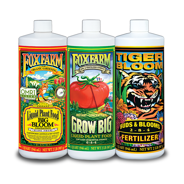 Nutrient Trio Soil