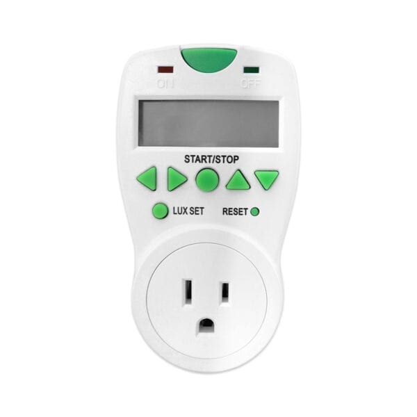 AgroMax Digital Short Cycle Timer for Indoor Gardening