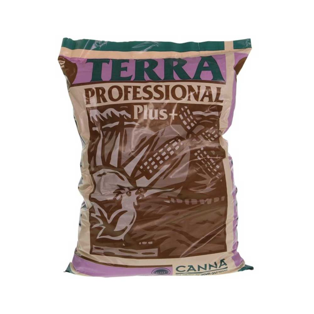 Canna Terra Professional Pro Plus 50L Hydroponics Soil Mix Plant Growing Media