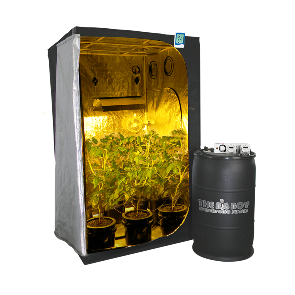 HTG 1000w Large Hydroponic Grow Tent Kit  sc 1 st  HTG Supply & HTG 1000w Large Hydroponic Grow Tent Kit - HTG Supply Online Store