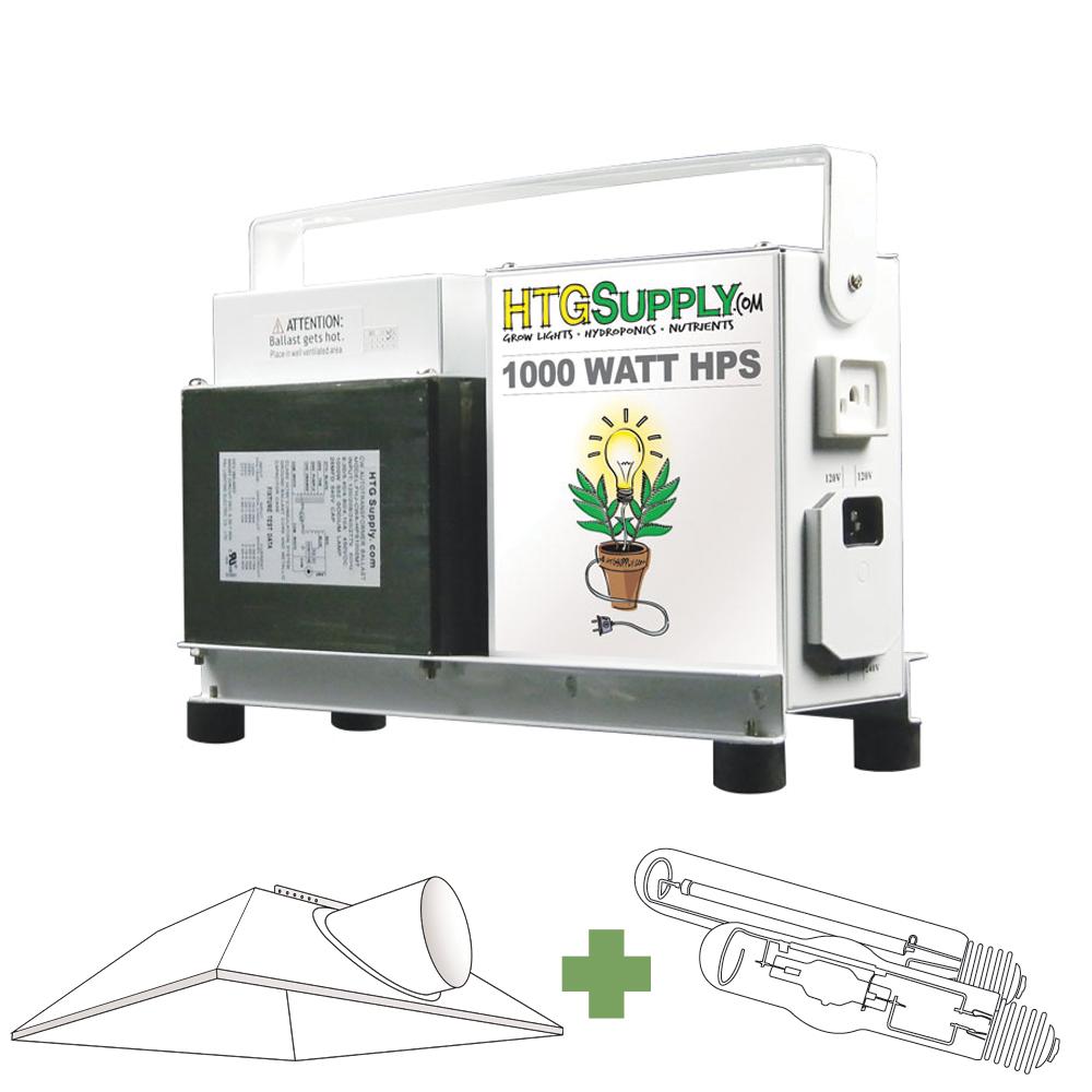 HTG Supply 1000 Watt Grow Light