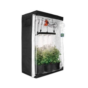 HTG 2'x4' Organic LED Grow Tent Kit