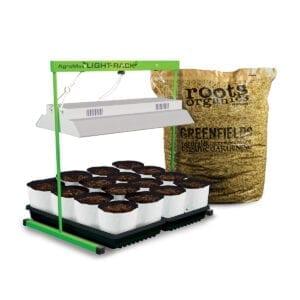 Indoor Herb Garden Kit by HTG Supply