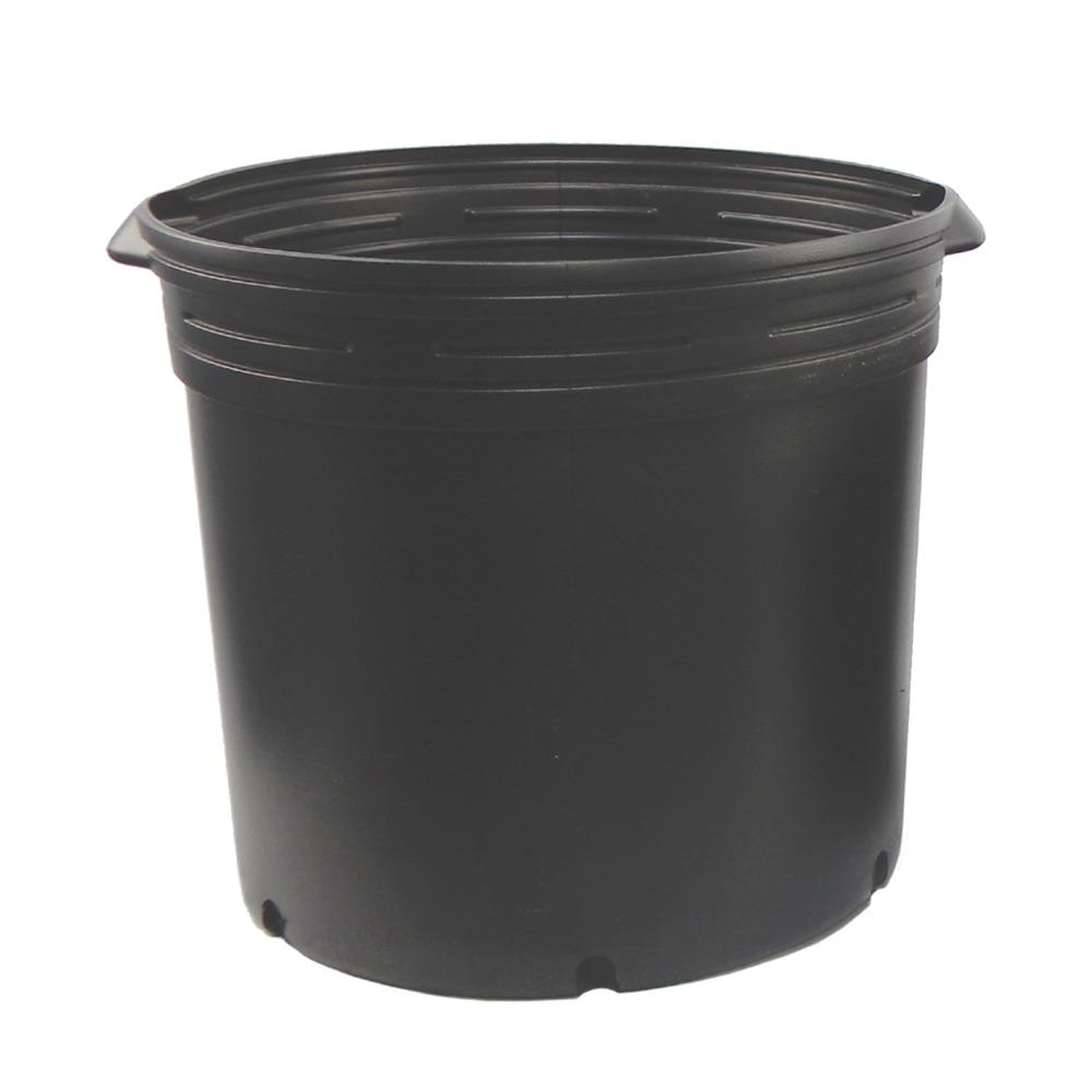 10 Gallon Nursery Pots Plastic Long Lasting 10 Gallon Planter Pots Htg Supply