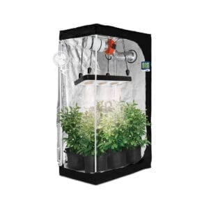 Small 2x3 LED Grow Tent Kit
