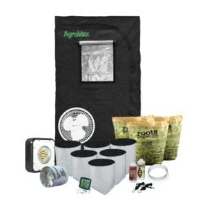 Small 2x3 LED Grow Tent Kit Standard Equipment