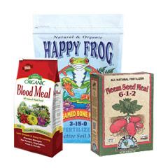 Meal Fertilizers