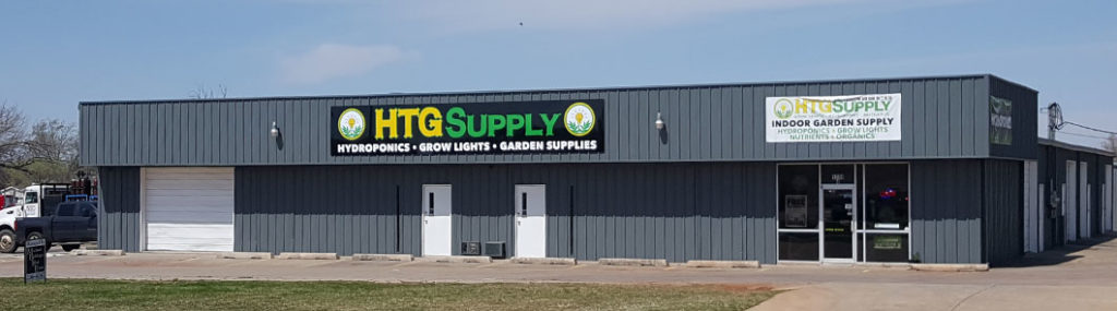 Oklahoma City Indoor Gardening Store | HTG Supply