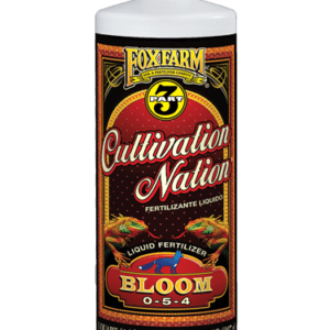 FoxFarm Cultivation Nation Bloom Quart
