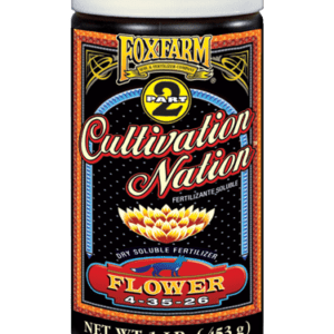 FoxFarm Cultivation Nation Flower 1lb