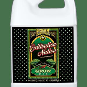 FoxFarm Cultivation Nation Grow Gallon