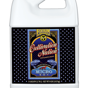 FoxFarm Cultivation Nation Micro Gallon