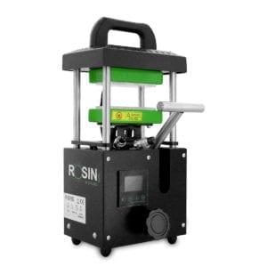 Rosin Tech Press Smash Side Angle