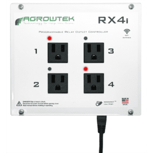 Rx4i Digital Intelligent 4-Outlet Relay