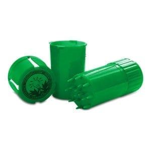 HTG Supply Plastic Herb Grinder