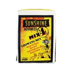 Sun Gro Sunshine 4 Advanced Growing Mix