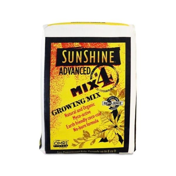 Sun Gro Sunshine 4 Advanced Growing Mix