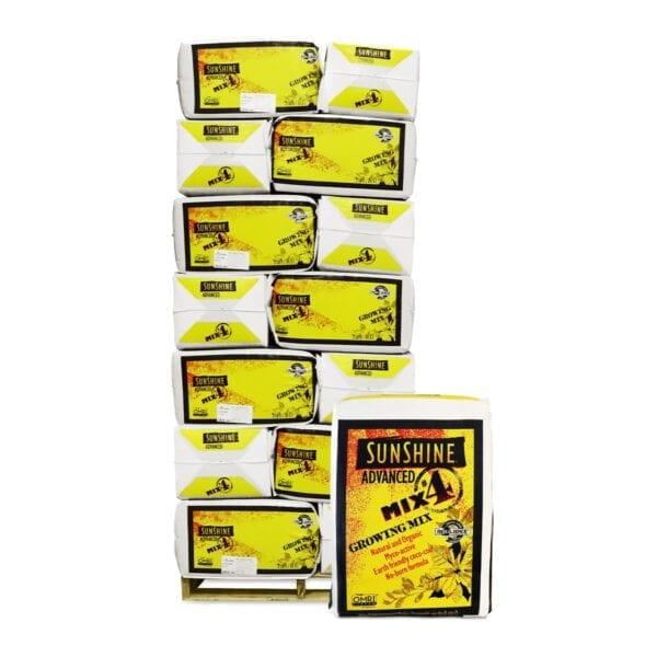 Sungro Sunshine 4 Advance With Myco Pallet Wholesale