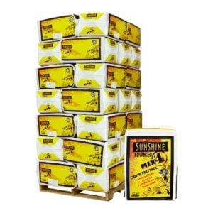 Sungro Sunshine 4 Advanced Growing Mix Pallet