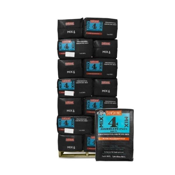 Sungro Sunshine 4 Aggregate Plus With Myco Pallet Wholesale