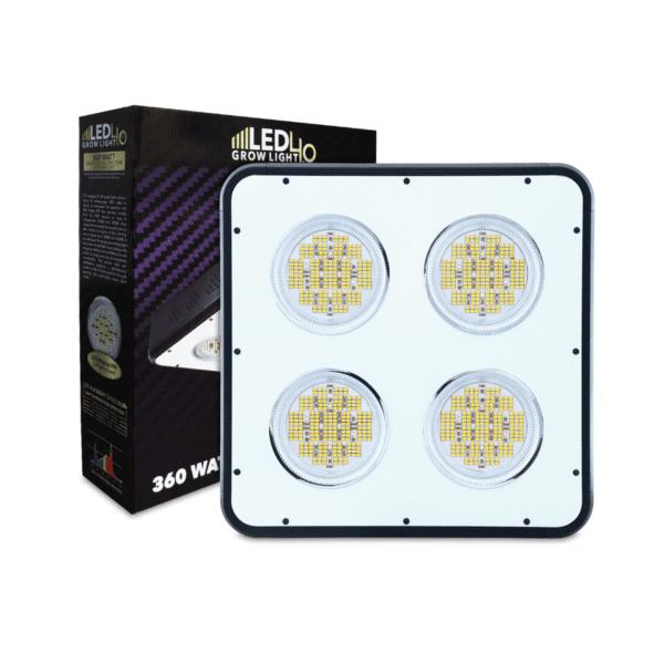 HTG Model 4 360w LED Grow Light System