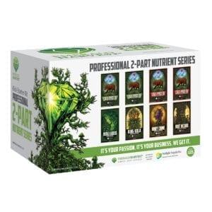 Emerald Harvest 2 Part Kickstarter Kit