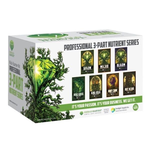 Emerald Harvest 3 Part Kickstarter Kit