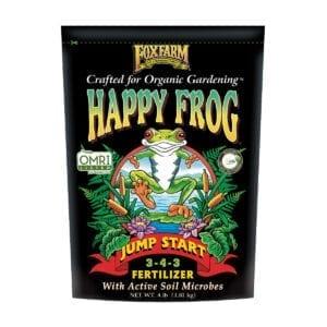 FoxFarm Happy Frog Jump Start 4lb