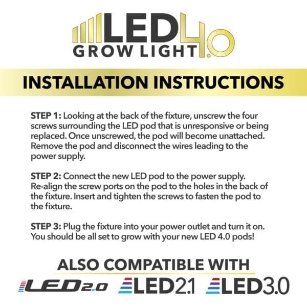 Pod Installation Steps
