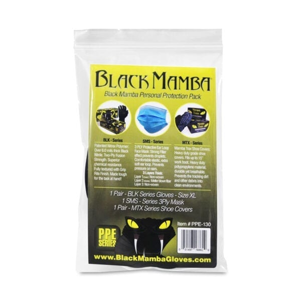 Black Mamba PPE Kit