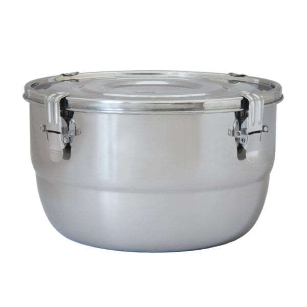 Evault Stainless Steel Extract Storage and Transportation Container - 6 Liter