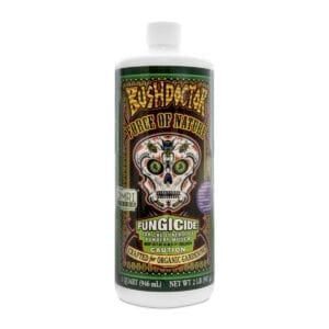Foxfarm Bushdoctor Force Of Nature Fungicide 1 Quart