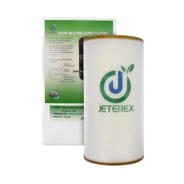 Jeterex 24x12 Odor Filter