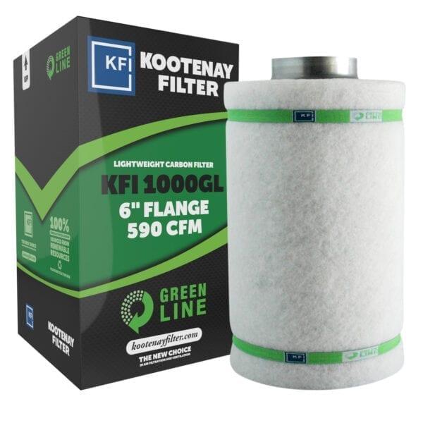 KFI GL1000 Greenline Filter