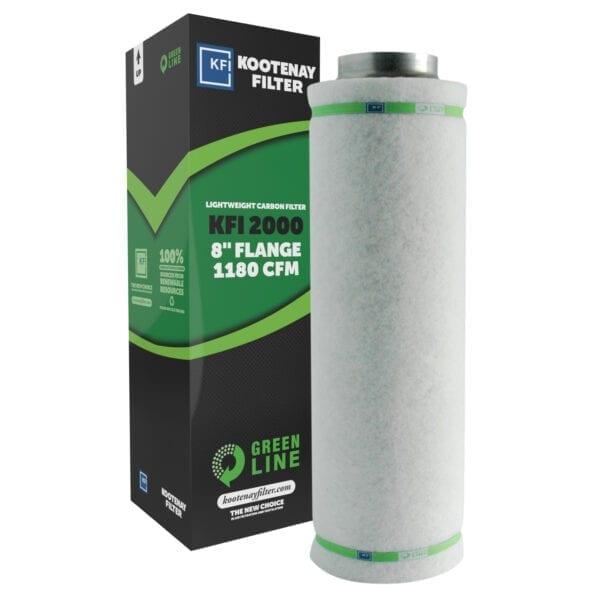 KFI GL2000 Greenline Filter