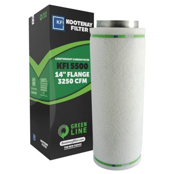 KFI GL5000 Greenline Filter