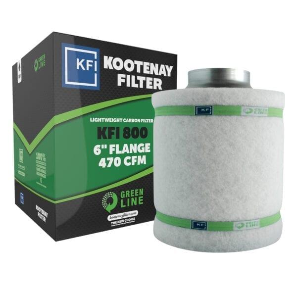 KFI GL800 Greenline Filter