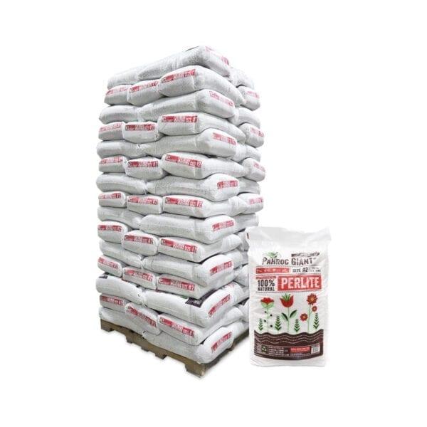 Pahroc Perlite #2 - 1.5 cuft   Pallet of 75 Bags