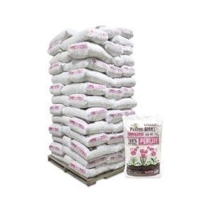 Pahroc Perlite #3 - 1.5 cuft | Pallet of 75 Bags