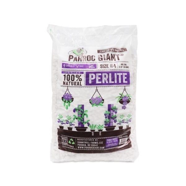 Pahroc Perlite Number 4 - 1.5 cuft
